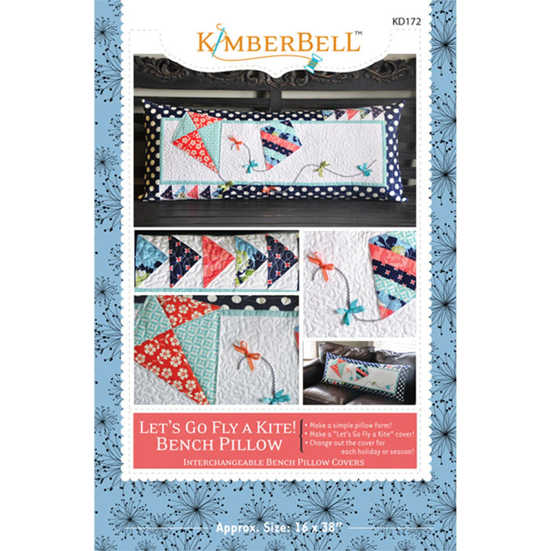 Kimberbell Let's Go Fly A Kite Sewing Version