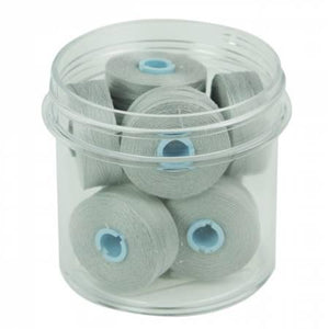 Magna-Glide Delights Styl M Jumbo 132yd Pre-wound Bobbins Cool Gray 10Jar #