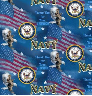 Military Navy Flags