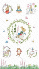 Peter Rabbit Panel