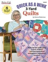 Quick As A Wink Pattern Book