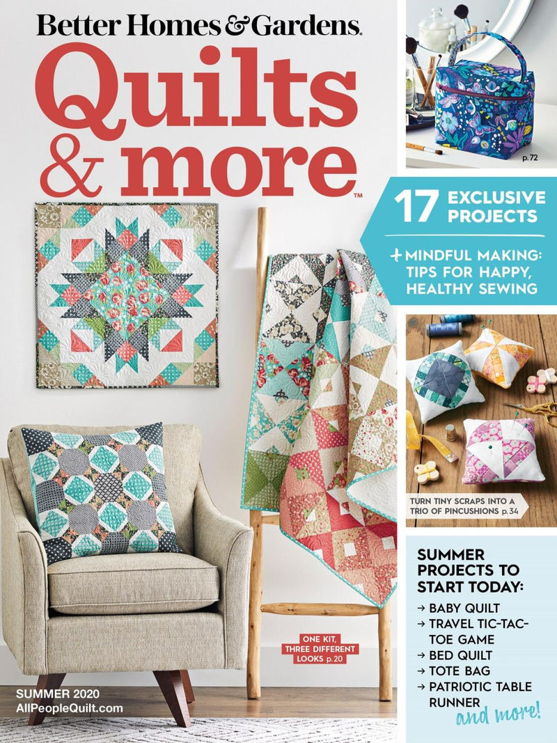 Quilts & More - Summer 2020