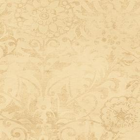 Snarky Cats Damask Tonal Gold