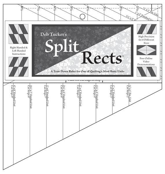 Split Rects - Deb Tucker