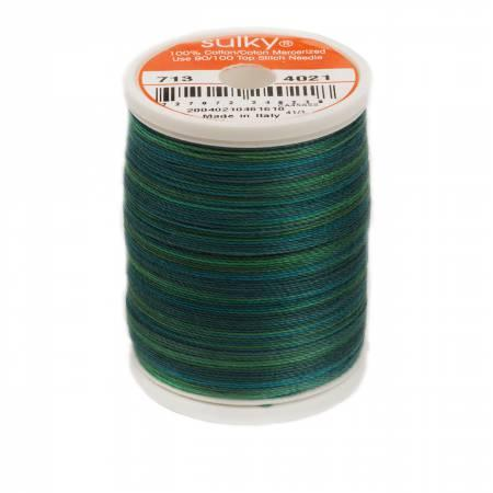 Sulky Thread - Truly Teal 713-4021