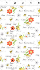 "Sweet Bee's ""Bee Kind""  by Susybee White"