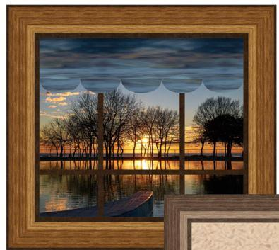THe View From Here - Sunset Reflections Kit
