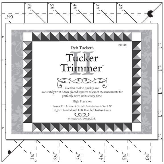 Tucker Trimmer II - Deb Tucker