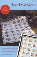 Turn Dash Quilt Pattern