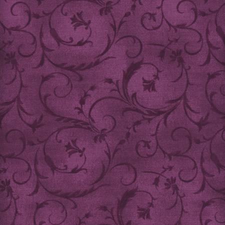 Violet Red Beautiful Backing Wide Back