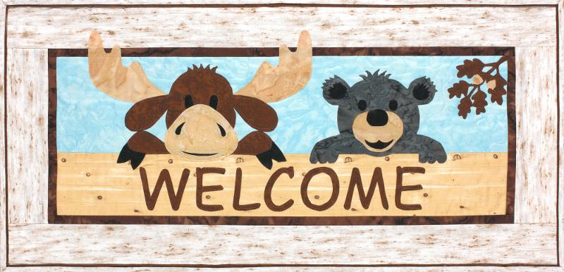 Welcome To Moosenbeary Pattern