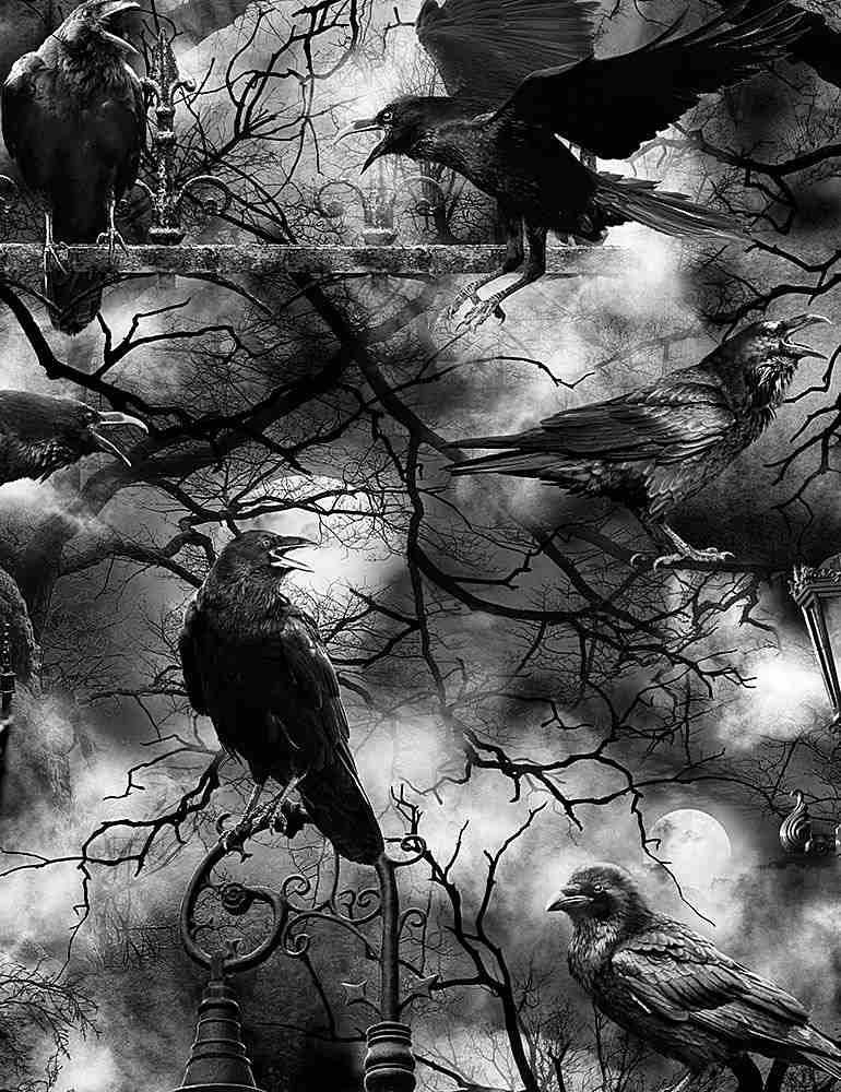 Wicked - Spooky Crows