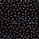 Winter Solstice - Little Snowflakes black