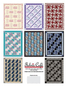 Fast & Fun 3 - Yard Quilts
