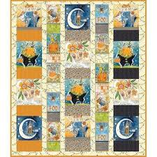 Spooky Town Quilt Kit
