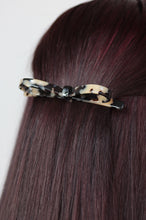 Load image into Gallery viewer, Light Tortoiseshell Bow Barrette