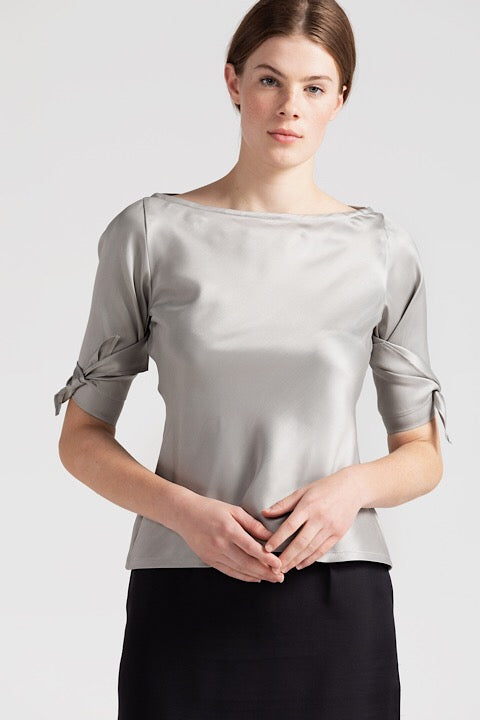 Seta Silk Top