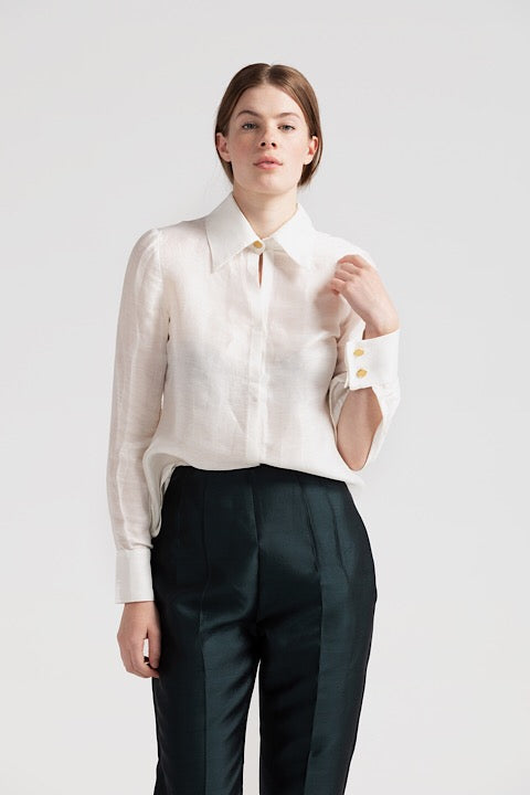 Quattordici Silk Shirt