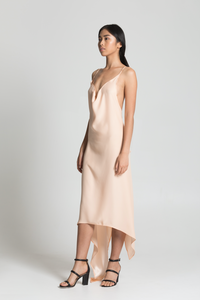 Radiance Silk Dress