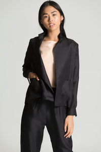 Optic Silk Jacket