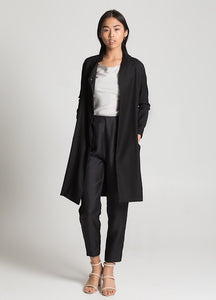 Quoin Wool Coat