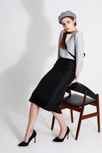 Dodici Silk Skirt