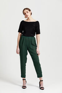 Tre Silk Pants