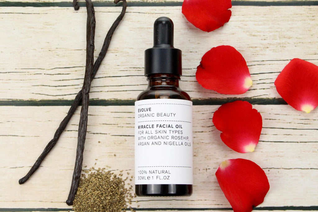 Miracle facial oil