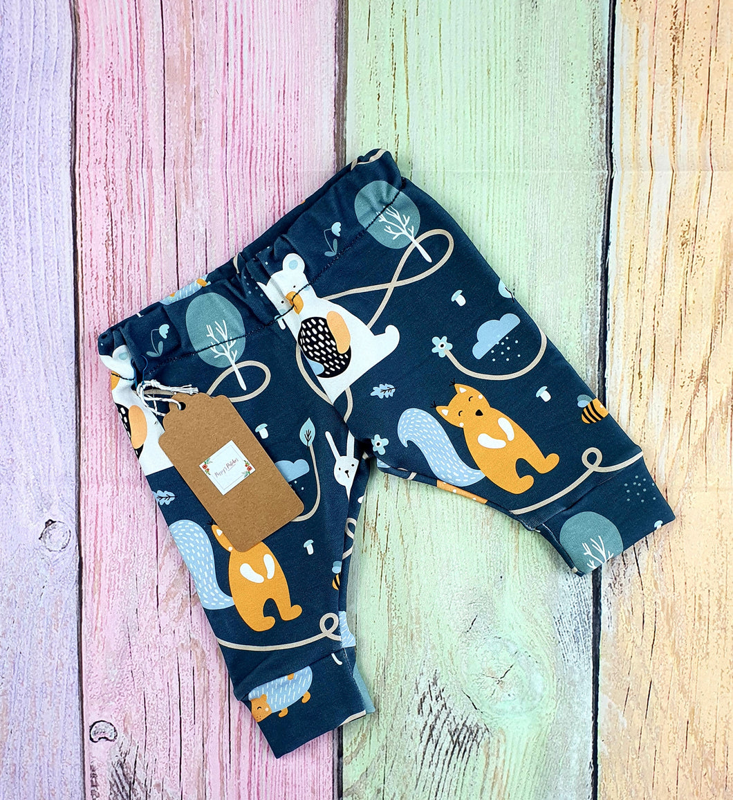 Woodland Creatures Leggings