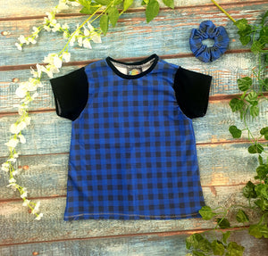 Lumberjack T Shirt Dress