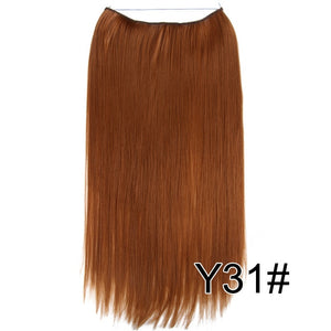 Natural Hair Secrets - Fish Line Wire Invisible Halo Hair Extensions