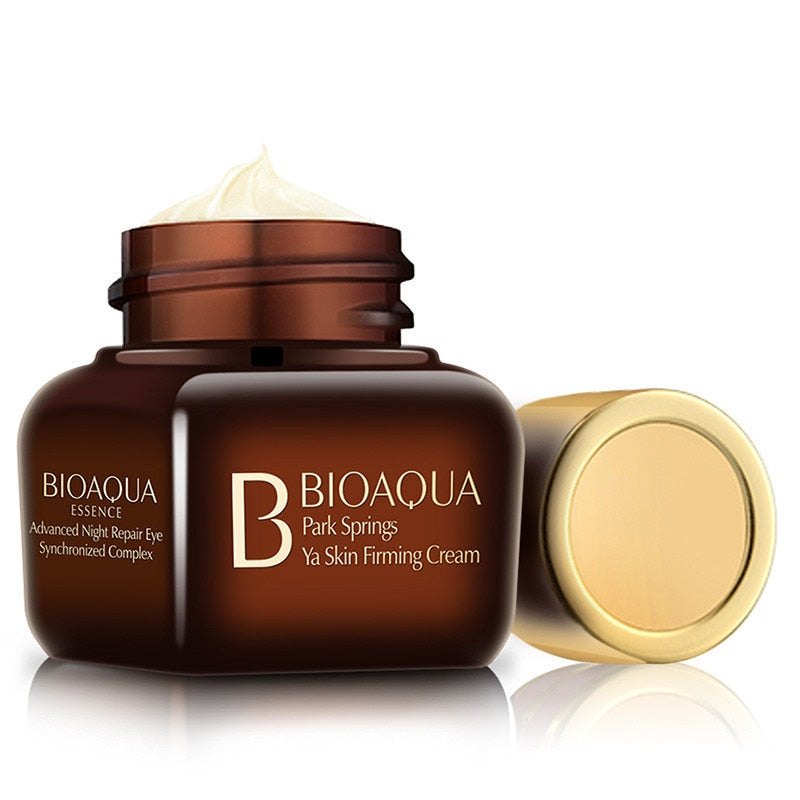 BIOAQUA Skin Care Eye Cream w/Firming, Whitening, Moisturizing, Hydrating, Anti Wrinkle & Dark Circles Removing Properties