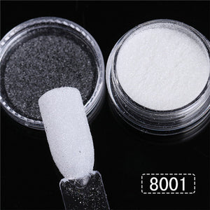 Shiny Sugar Glitter Nail Powder Dust