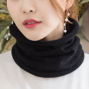 Cashmere Scarf Ring