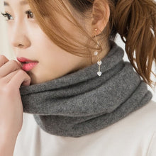 Load image into Gallery viewer, Cashmere Scarf Ring