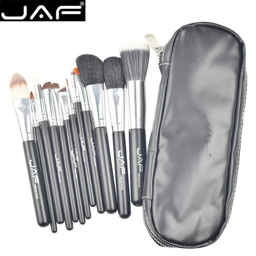 12 pcs Makeup Brushes Kit with Holder