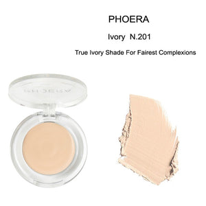 Natural Minerals Concealer and Moisturizing Foundation