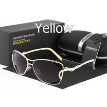 Load image into Gallery viewer, Oversized Polarized Designer  Sunglasses UV400
