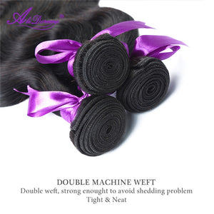 Brazilian Body Wave Hair Bundles  - 100% Human Hair  8-28 Inch
