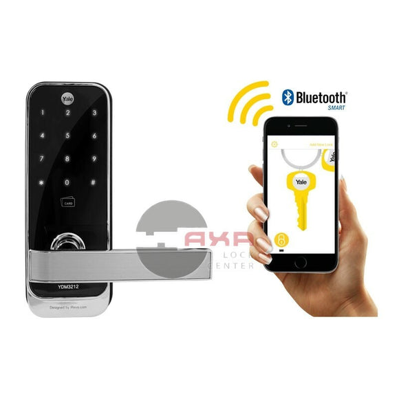Cerradura Bluetooth Mortise Modelo YDM3212