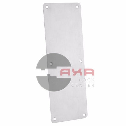 Push Plate 30 x 10 Acero Inoxidable