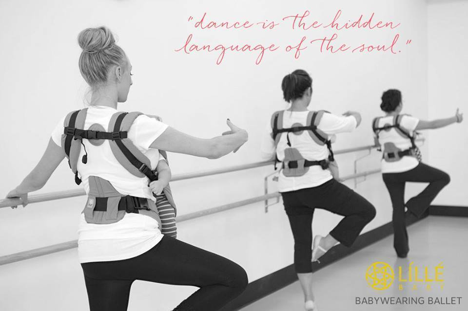 The Dance of Love, Babywearing Ballet with LÍLLÉ