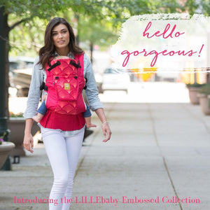 Introducing the LÍLLÉbaby COMPLETE Embossed Collection!