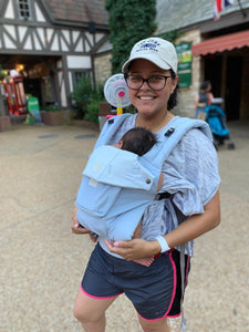 How To Stay Cool While Babywearing During Hot Summer Days