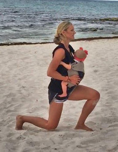 Let's Get Moving With a Babywearing Workout