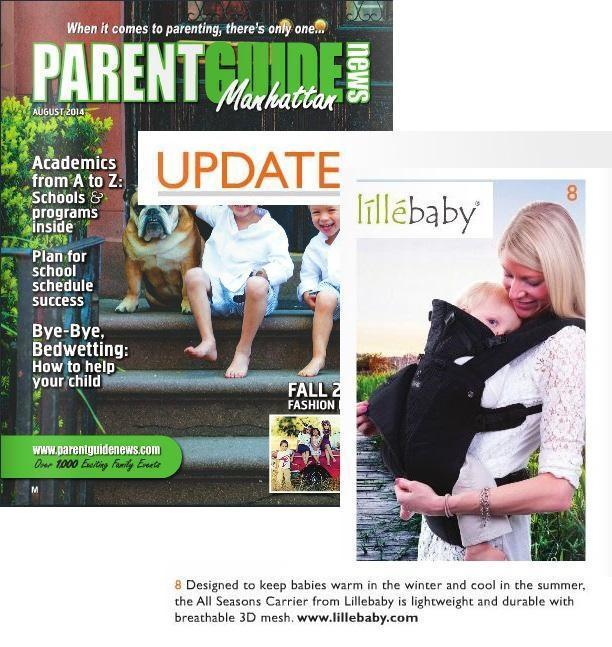 All Seasons in Parent Guide Manhattan. August 2014 edition