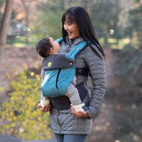 Ring Sling Baby Carriers For Moms And Dads Lillebaby