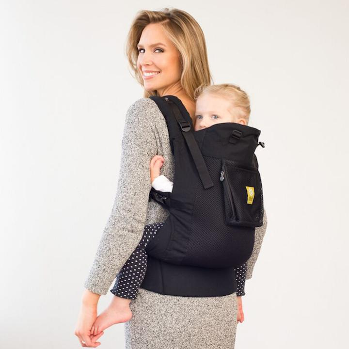 GoFuture\u00ae 5in1 Babycarrying Babywearing front /& back TANDEM with 2 kids possible Maternity Pregnancy function waterpoof OEKO-TEX certified
