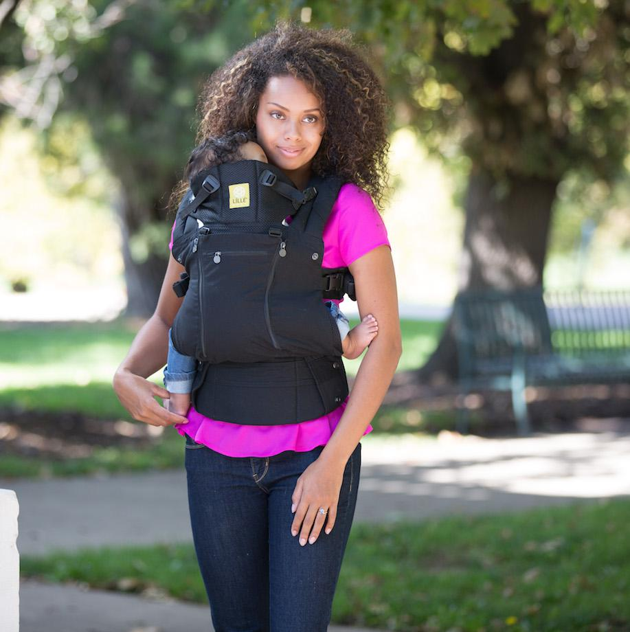 Complete All Seasons Baby Carrier All Weather Lillebaby