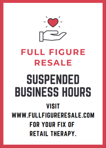Retail Store Suspending Business Hours